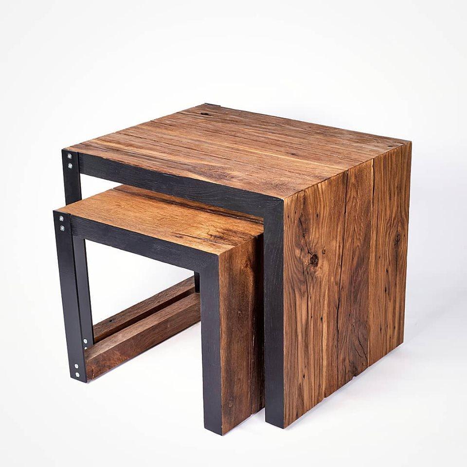 solovero 3 - Унікальні вироби з вінтажної деревини, бетону, скла та металу від Solovero