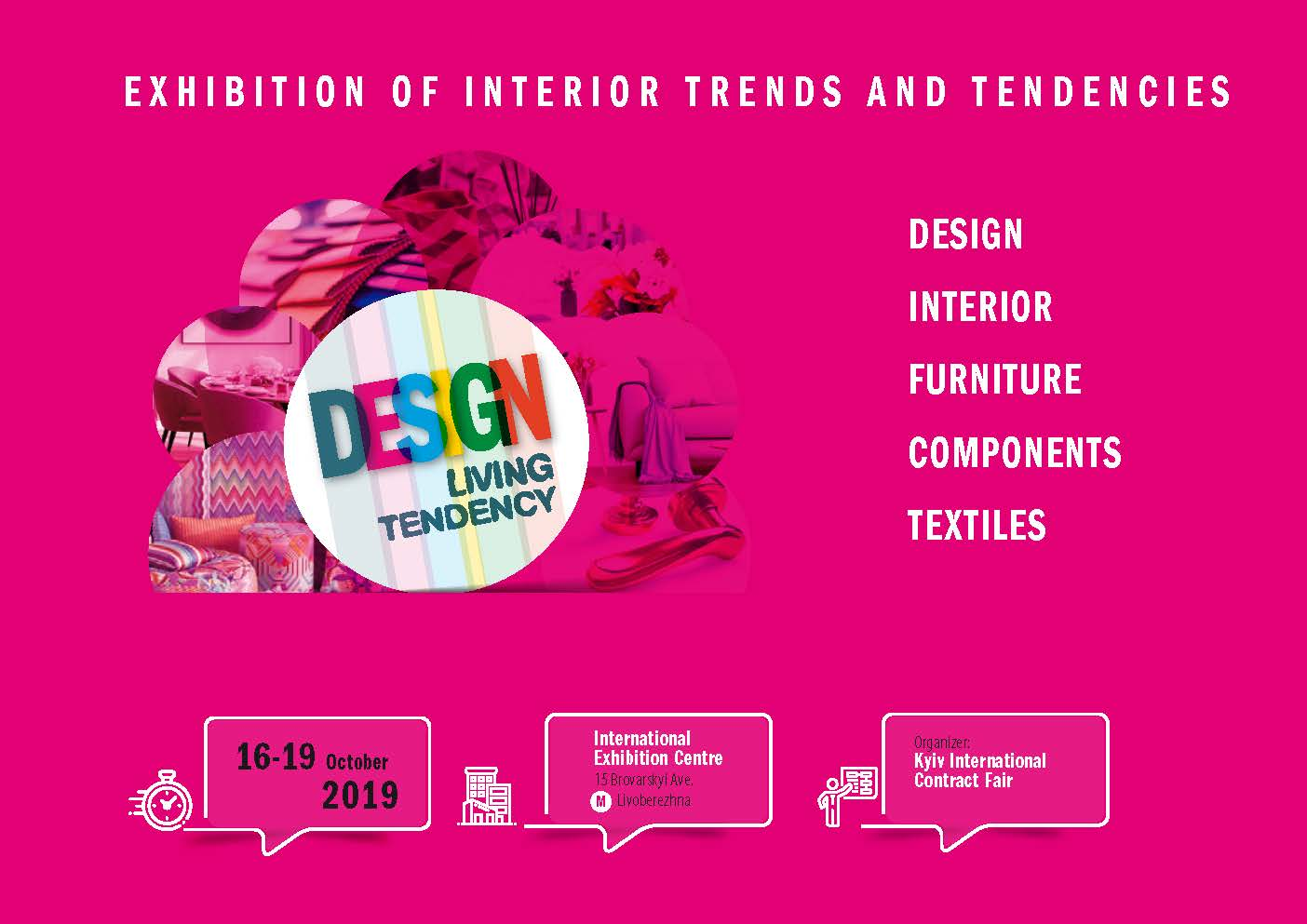 infografic engl 1 - Everything you need to know about Design Living Tendency 2019