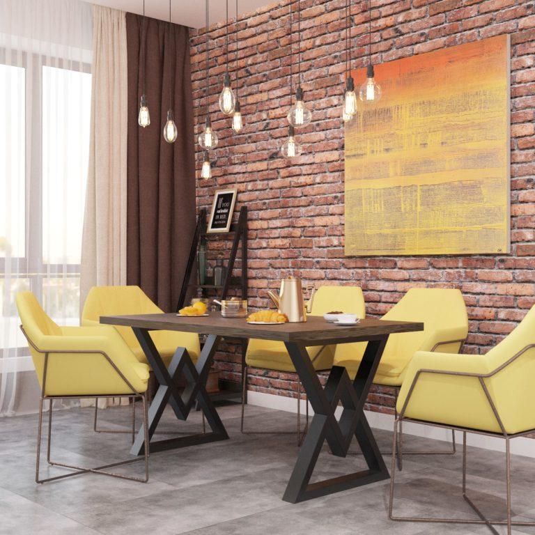 metall dyzajn1 768x768 - Путеводитель по мебельной экспозиции Design Living Tendency