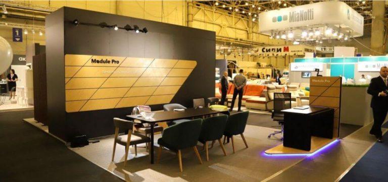 modul pro 768x361 - Путеводитель по мебельной экспозиции Design Living Tendency