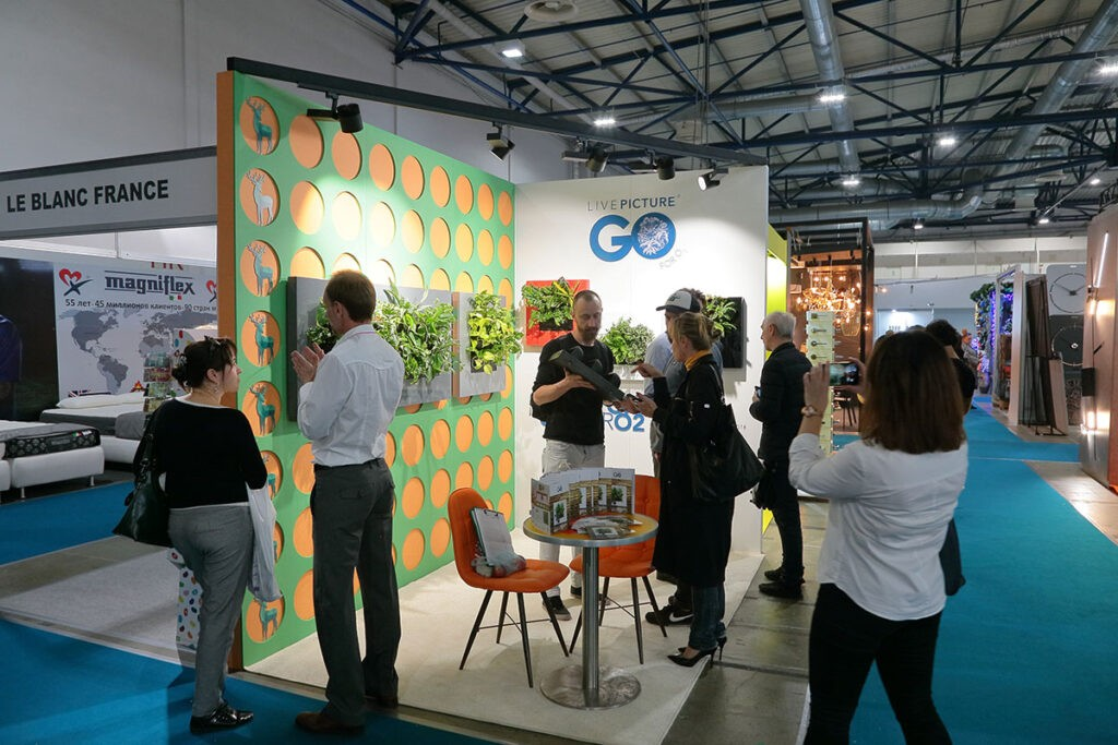 dlt poll 2 1024x683 - In anticipation of autumn exhibition season: Ukrainian furniture manufacturers monitor epidemic situation and look forward to exhibitions